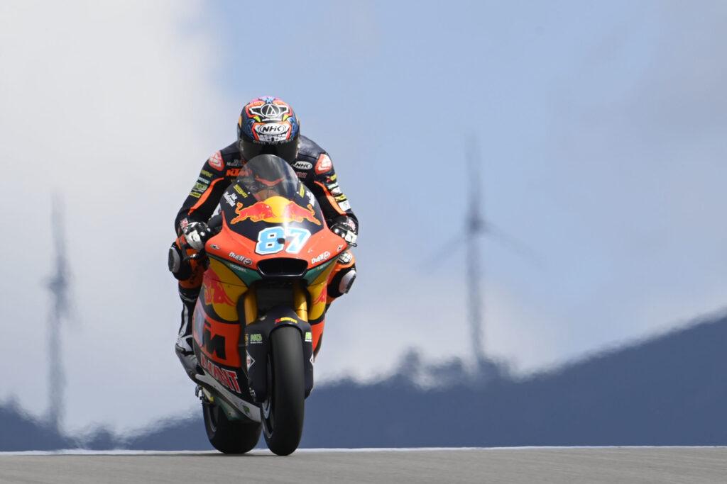 Moto2 | Gp Portimao FP3: Gardner il più veloce, a Canet tolto il record della pista