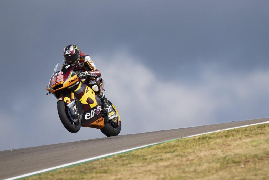 Moto2   Gp Portimao Qualifiche: Terza pole di fila per Lowes