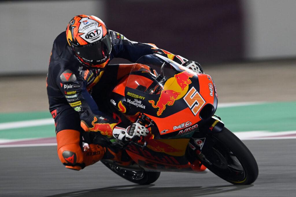Moto3   Gp Qatar 2 Qualifiche: Masia si aggiudica la pole, bene Migno