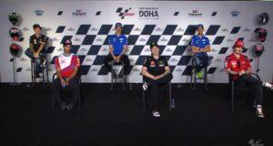 """MotoGP   GP Qatar 2 Conferenza Stampa: Vinales, """"Almeno 10 piloti possono vincere"""", Zarco, """"Siamo competitivi"""""""