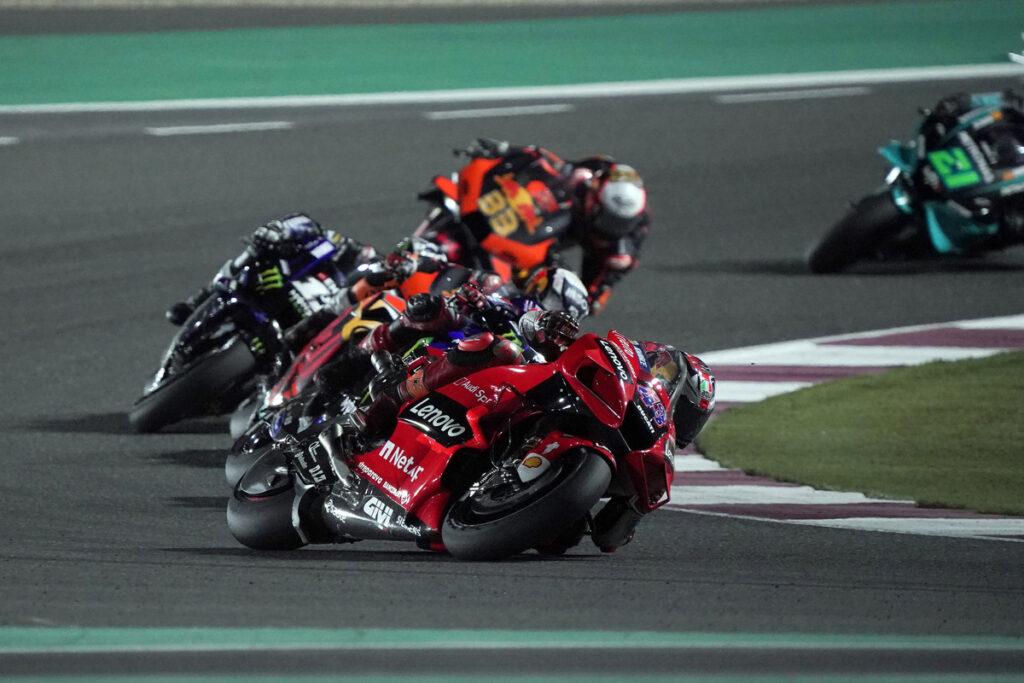 """MotoGP   GP Qatar 2 Gara: Miller, """"Contatto con Mir? Sono cose che capitano"""" [VIDEO]"""