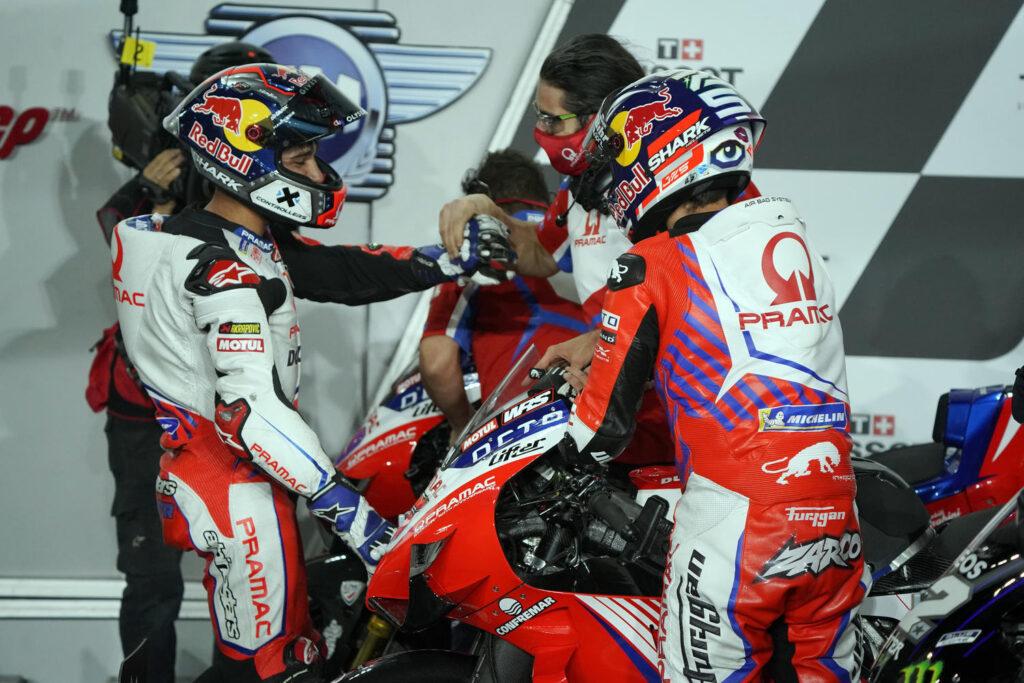"MotoGP | Gp Qatar 2 Gara: Jorge Martin, ""E' stata una gara bellissima"""