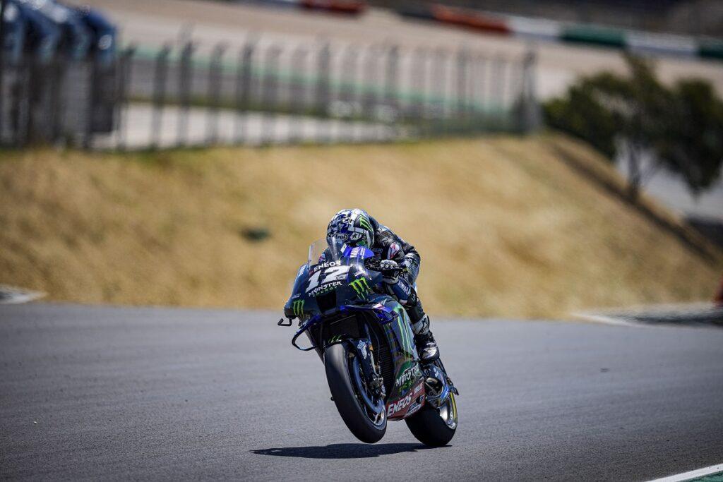 """MotoGP   GP Portimao Gara: Vinales, """"Non so ancora quale sia il problema"""""""