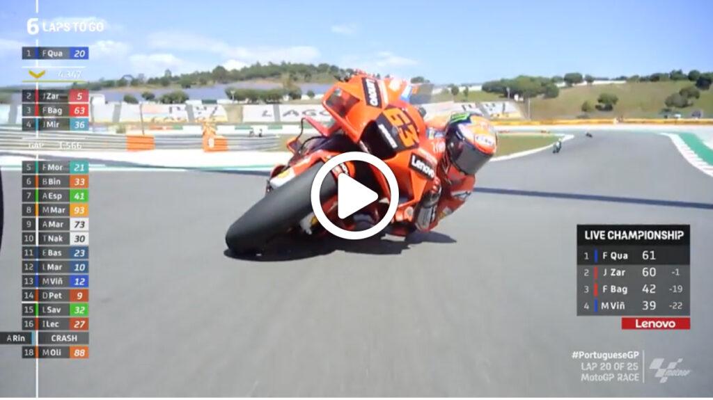 MotoGP | GP Portogallo, i punti chiave del week-end a Portimao [VIDEO]