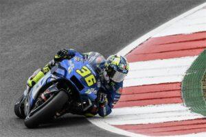 "MotoGP | GP Portimao Day 1: Joan Mir, ""Abbiamo una buona base"""