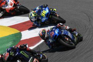 "MotoGP | GP Portimao Gara: Alex Rins, ""Sono deluso"""