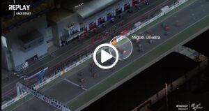 "MotoGP | Gp Qatar 2 Gara: Miguel Oliveira, ""Ho corso senza il cruscotto"" [VIDEO]"