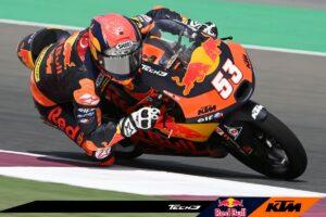 Moto3 | Gp Portimao FP1: pista non al meglio, Öncü il più veloce