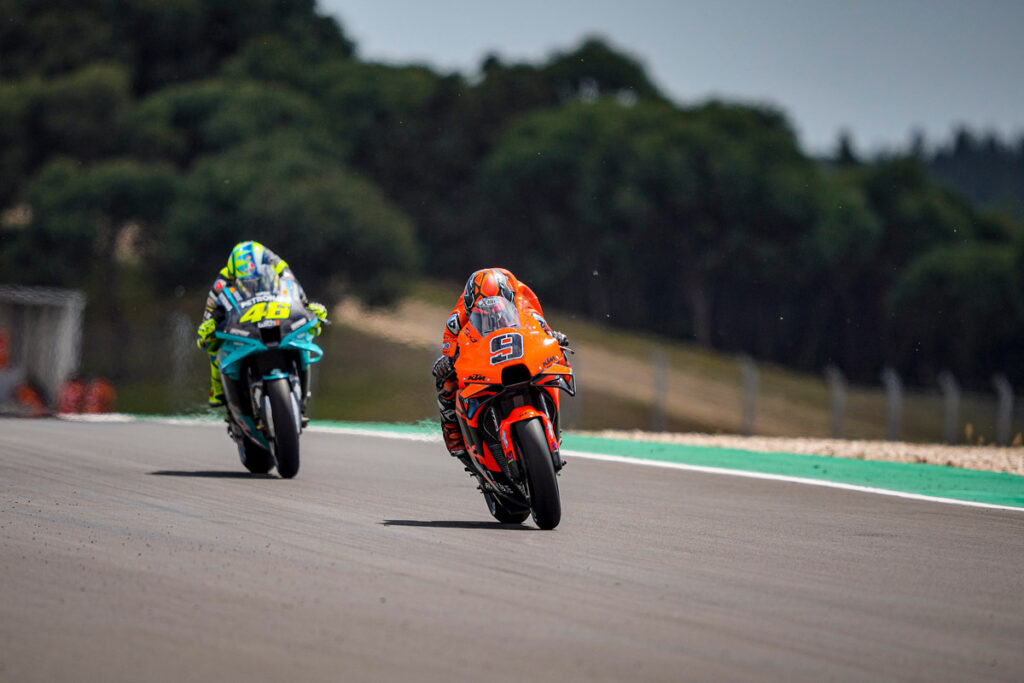 "MotoGP | GP Portimao Qualifiche: Petrucci, ""Sarà una gara impegnativa"""