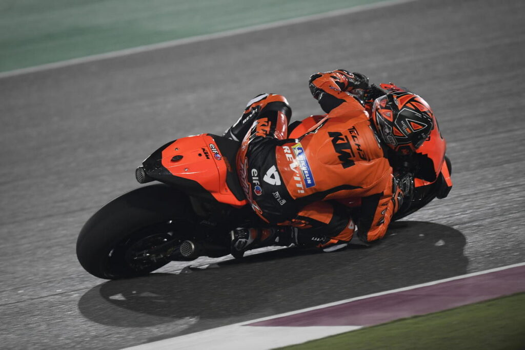"""MotoGP   GP Qatar 2 Qualifiche: Petrucci, """"Peccato per i decimi persi in rettilineo"""""""