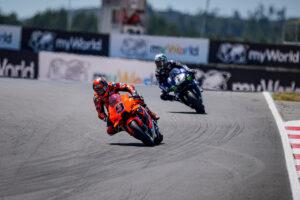 """MotoGP   GP Portimao Gara: Petrucci, """"Punti importanti per il morale"""""""