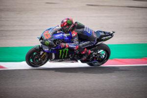 MotoGP | Gp Portimao FP3: Quartararo il più veloce, paura per Martin