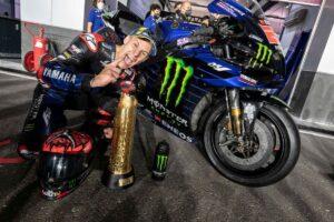 "MotoGP   GP Qatar 2 Gara: Quartararo, ""Grande vittoria, non ho parole"" [VIDEO]"