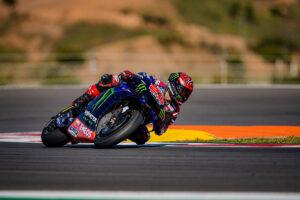MotoGP   Gp Portimao Gara: domina Quartararo, per Bagnaia rimonta da podio