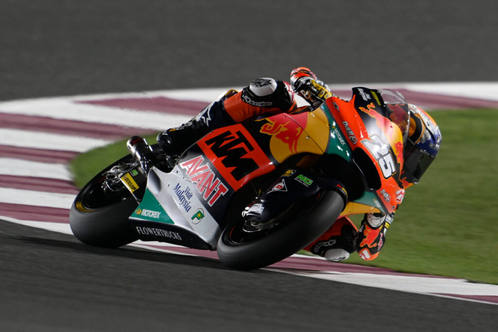 "Moto2 | Gp Qatar 2 FP2: domina Fernandez, bene ""Diggia"" e Bezzecchi"