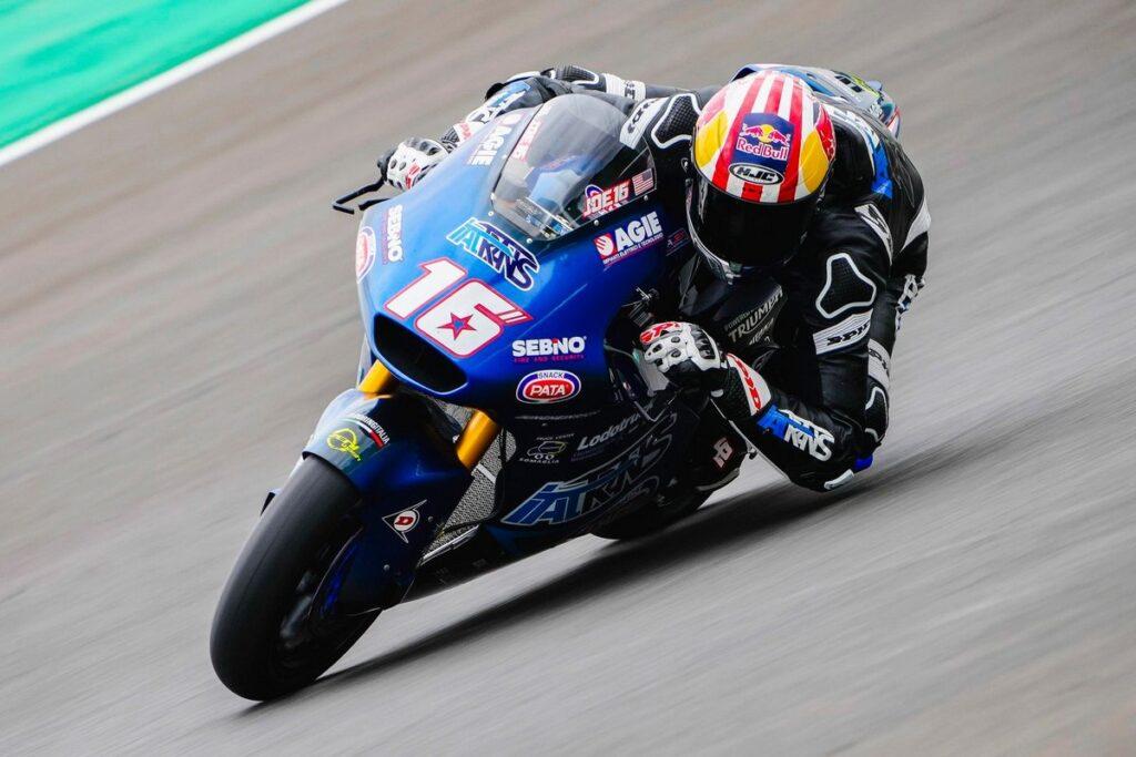 Moto2 | Gp Portimao FP1: Roberts al comando, Manzi è ottavo