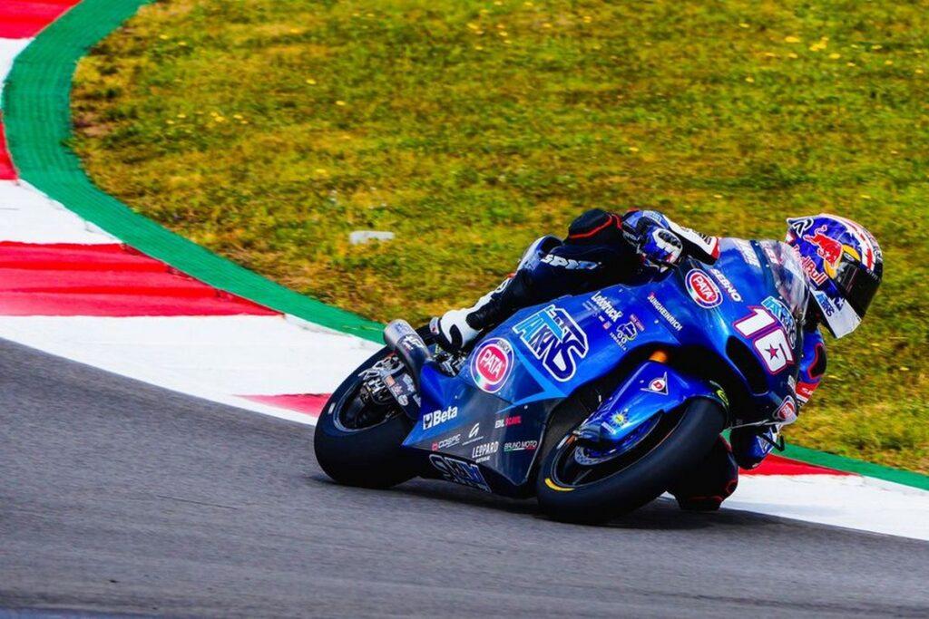 Moto2 | Gp Portimao FP2: Roberts bissa le FP1, Bezzecchi è quinto