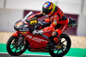 Moto3   Gp Portimao FP2: Rodrigo il migliore, Migno è secondo