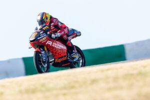 Moto3   Gp Jerez FP2: miglior tempo di Rodrigo, bene Antonelli e Fenati