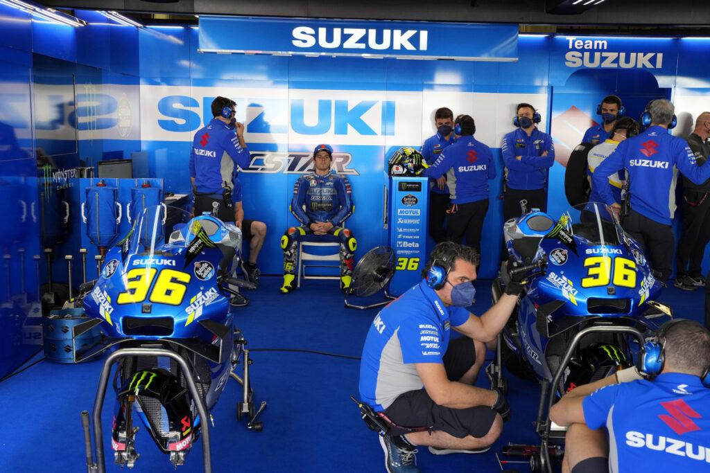 MotoGP | Suzuki in Top Class almeno fino al 2026