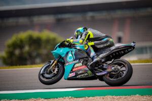 """MotoGP   GP Portimao Day 1: Valentino Rossi, """"Marquez è già molto competitivo"""""""