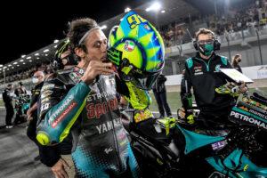 """MotoGP   GP Qatar 2: Valentino Rossi, """"Miei problemi simili a quelli di Quartararo"""""""