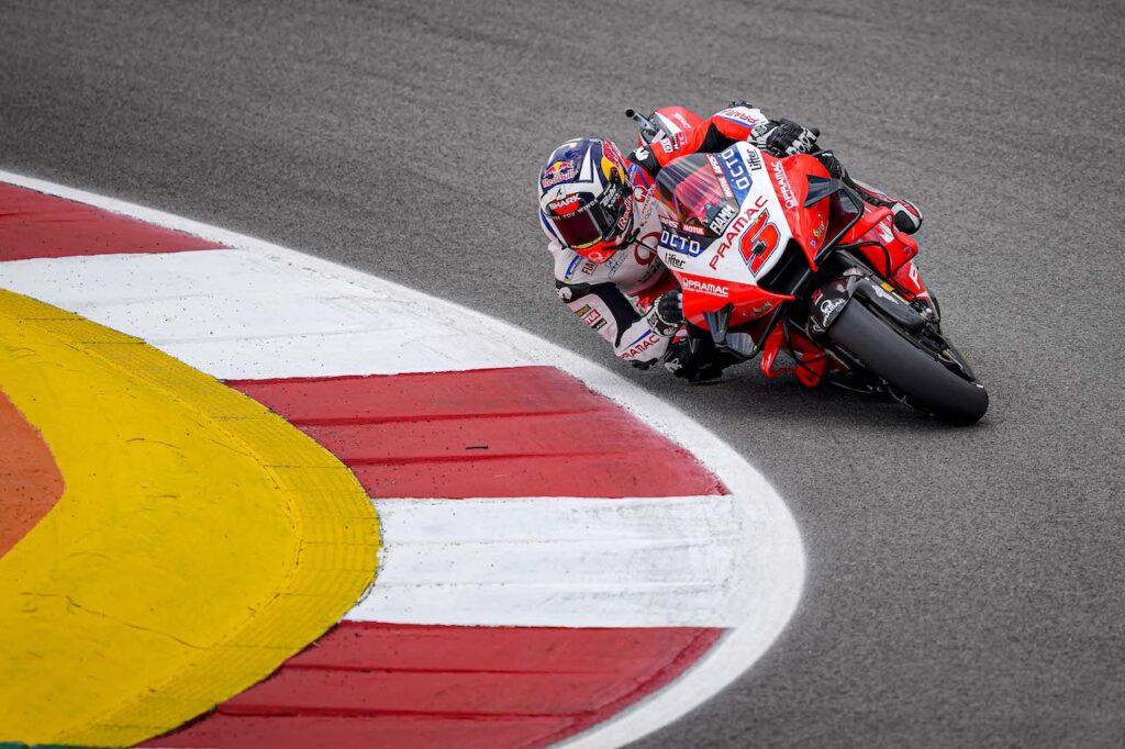 """MotoGP   GP Portimao Day 1: Johann Zarco, """"Soddisfatto della prima giornata"""""""