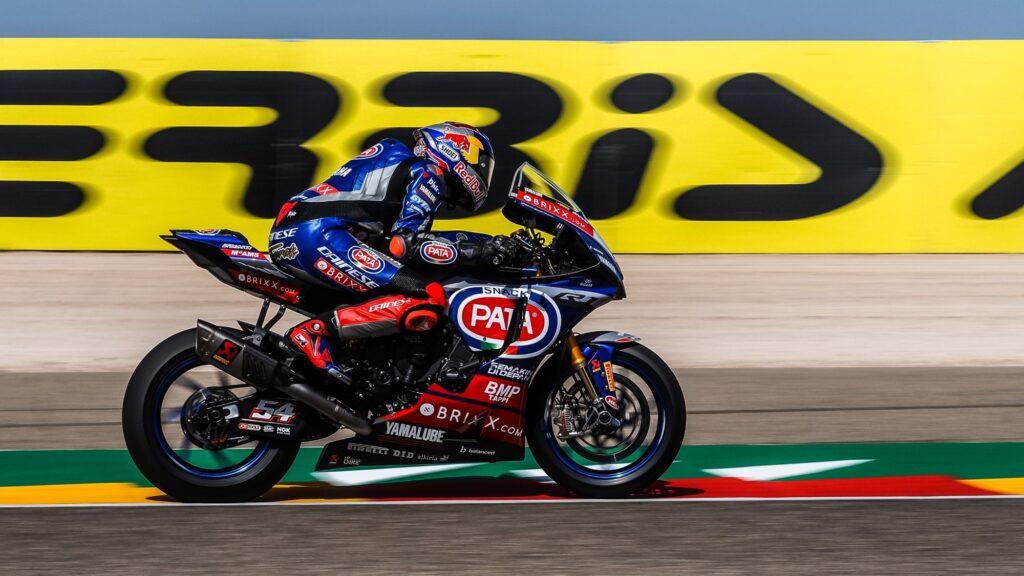 Superbike   Round Aragon, FP1: Razgatlioglu precede Davies e Gerloff