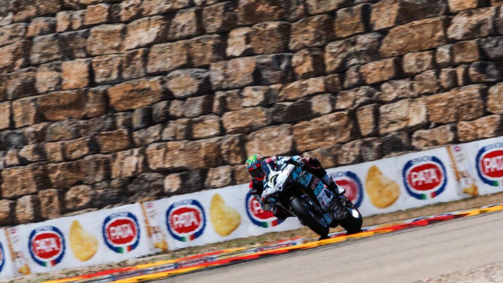 Superbike | Round Aragon, FP2: Davies primo con Razgatlioglu leader nella combinata