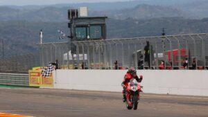 Superbike | Round Aragon, Gara2: Redding non sbaglia gomme e vince
