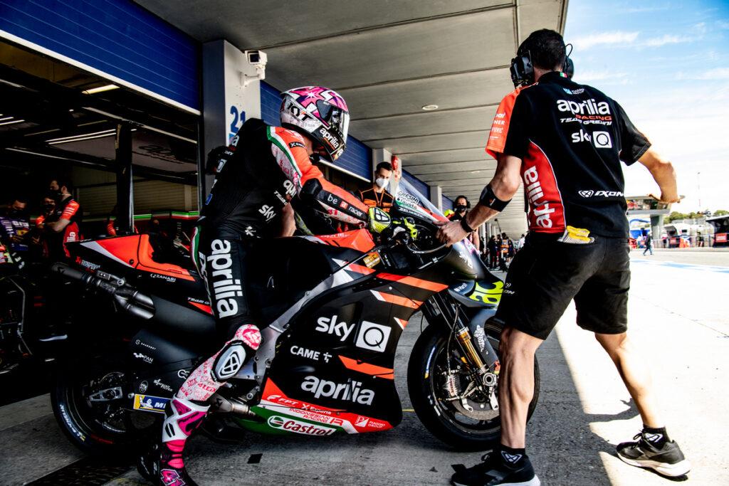 MotoGP | Aleix Espargarò dovrà essere operato al braccio destro