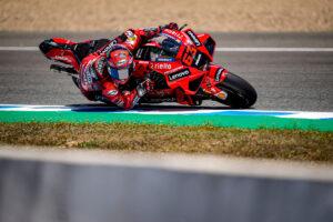 "MotoGP | GP Jerez Gara: Bagnaia, ""Volevo vincere, ma va bene così"""