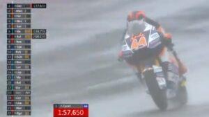 Moto2   Gp Le Mans Warm Up: Canet il più veloce, Manzi secondo