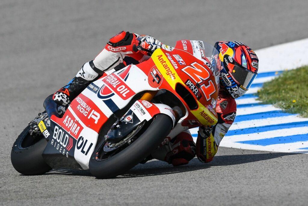 Moto2   Gp Jerez Gara: primo successo di Fabio Di Giannantonio nel segno di Fausto Gresini