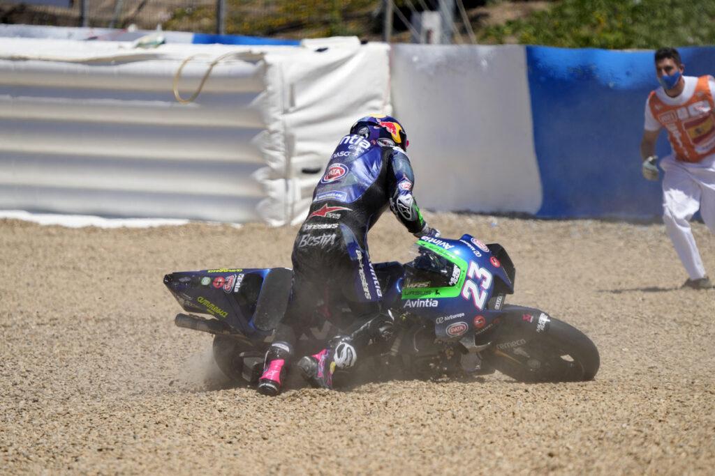 "MotoGP | GP Jerez Gara, Bastianini: ""Avremmo potuto fare una buona gara"""