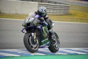 "MotoGP | Test Jerez, Viñales: ""Sono fiducioso per Le Mans"""