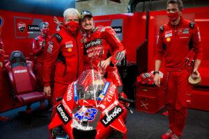 MotoGP   Ducati, numeri da prima della classe