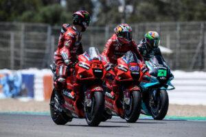 MotoGP | Gp Jerez: doppietta Ducati, Morbidelli sul podio [FOTOGALLERY]