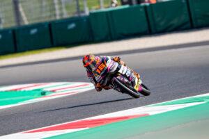 Moto3   Gp Mugello FP3: Migno da record, Suzuki, Acosta e Antonelli in Q1