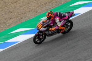 Moto3 | Gp Jerez FP3: Migno da record, Antonelli e Fenati in Q2