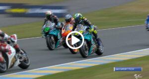 MotoGP   GP Francia, l'analisi allo Sky Tech dell'uscita di Morbidelli [VIDEO]