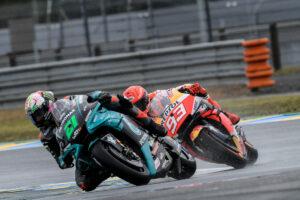 "MotoGP | GP Le Mans Gara: Morbidelli, ""Rientro aggressivo di Pol Espargarò"""
