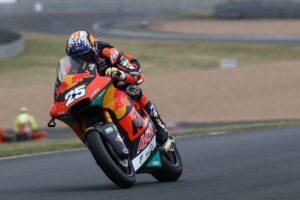 Moto2 | Gp Le Mans Gara: Fernandez domina, Bezzecchi terzo