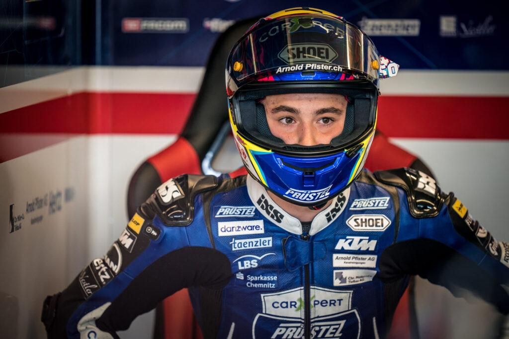 Moto3 | Gp Mugello: UPDATE, Jason Dupasquier condizioni complesse, si valuta l'intervento