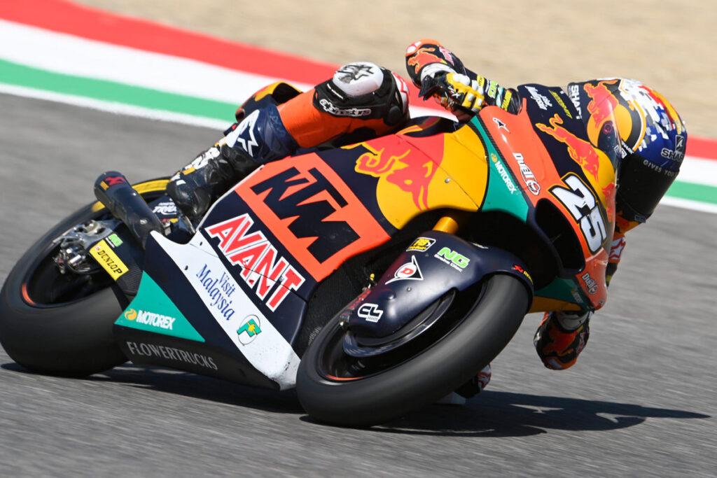 Moto2 | Gp Mugello Qualifiche: Fernandez si aggiudica la pole