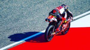 Moto3   Gp Mugello Qualifiche: a Suzuki  la pole, spavento per Sasaki e Dupasquier