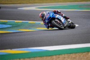 """MotoGP   GP Le Mans Day 1: Alex Rins, """"Le condizioni di domani non saranno semplici"""""""
