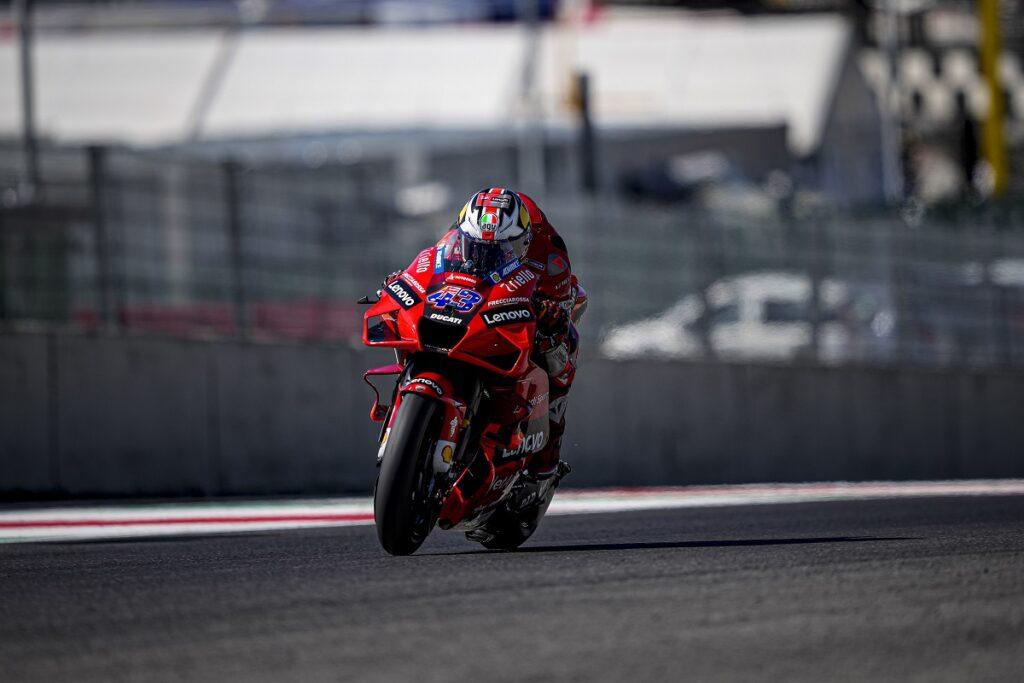 "MotoGP   GP Mugello Gara: Miller, ""É stata una gara di sopravvivenza"""