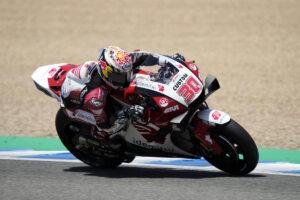 MotoGP | Gp Jerez FP3: Nakagami al Top, caduta per Marc Marquez, Rossi in Q1