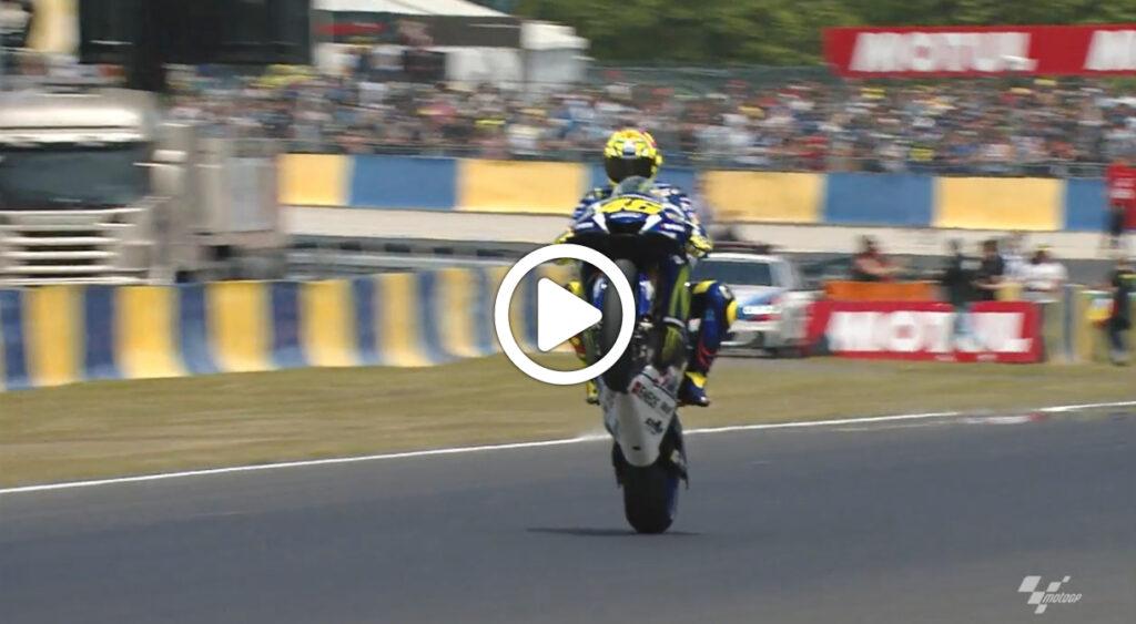 MotoGP | GP Francia, i numeri principali della gara a Le Mans [VIDEO]